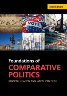 Foundations of Comparative Politics : Democracies of the Modern World, Paperback Book