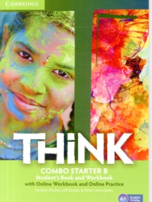 Think Starter Combo B with Online Workbook and Online Practice, Mixed media product Book