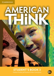 American Think Level 3 Student's Book, Paperback Book