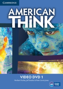 American Think Level 1 Video DVD, DVD video Book