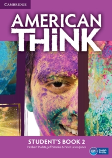 American Think Level 2 Student's Book, Paperback / softback Book