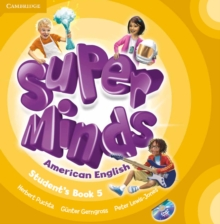 Super Minds American English Level 5 Student's Book with DVD-ROM, Mixed media product Book