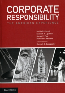 Corporate Responsibility : The American Experience, Paperback / softback Book