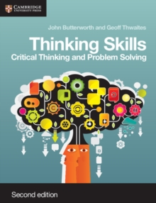 Thinking Skills : Critical Thinking and Problem Solving, Paperback Book