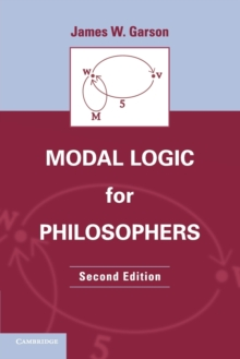 Modal Logic for Philosophers, Paperback / softback Book