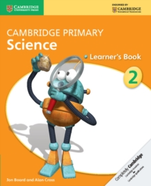 Cambridge Primary Science Stage 2 Learner's Book, Paperback Book
