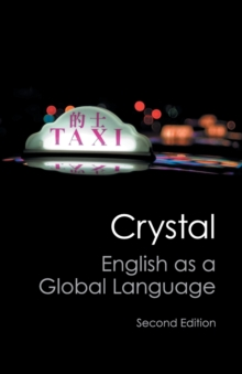 English as a Global Language, Paperback Book
