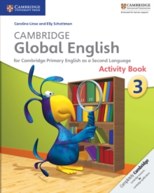 Cambridge Global English Stage 3 Activity Book, Paperback Book