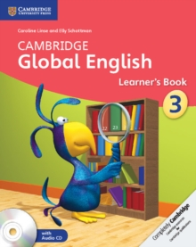 Cambridge Global English Stage 3 Learner's Book with Audio CDs (2), Mixed media product Book