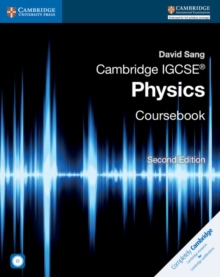 Cambridge IGCSE (R) Physics Coursebook with CD-ROM, Mixed media product Book