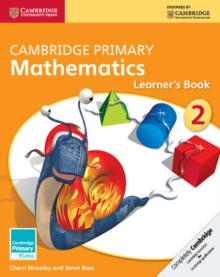 Cambridge Primary Mathematics Stage 2 Learner's Book, Paperback Book