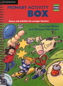 Primary Activity Box Book and Audio CD : Games and Activities for Younger Learners, Mixed media product Book