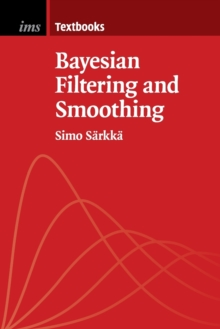 Bayesian Filtering and Smoothing, Paperback / softback Book