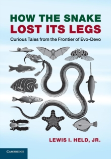 How the Snake Lost its Legs : Curious Tales from the Frontier of Evo-Devo, Paperback / softback Book