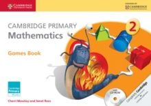Cambridge Primary Maths : Cambridge Primary Mathematics Stage 2 Games Book with CD-ROM, Mixed media product Book