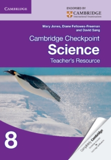Cambridge Checkpoint Science Teacher's Resource 8, CD-ROM Book