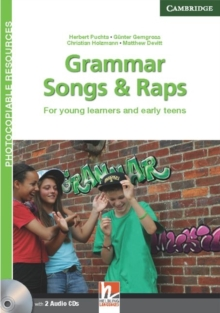 Helbling Photocopiable Resources : Grammar Songs and Raps Teacher's Book with Audio CDs (2): For Young Learners and Early Teens, Mixed media product Book