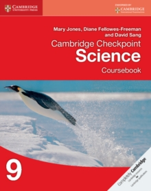 Cambridge Checkpoint Science Coursebook 9, Paperback / softback Book