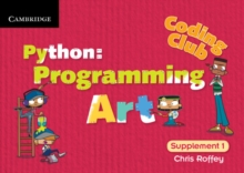 Coding Club Python: Programming Art Supplement 1, Spiral bound Book