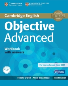 Objective : Objective Advanced Workbook with Answers with Audio CD, Mixed media product Book