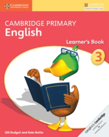 Cambridge Primary English Stage 3 Learner's Book, Paperback / softback Book