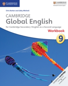Cambridge Global English Stage 9 Workbook : For Cambridge Secondary 1 English as a Second Language, Paperback Book