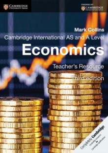 Cambridge International AS and A Level Economics Teacher's Resource CD-ROM, CD-ROM Book
