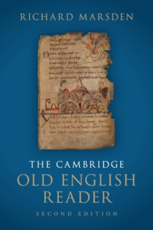 The Cambridge Old English Reader, Paperback / softback Book