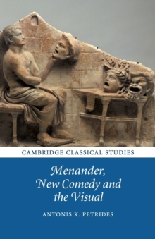 Menander, New Comedy and the Visual, Paperback / softback Book