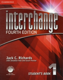 Interchange Level 1 Student's Book with Self-Study DVD-ROM, Mixed media product Book