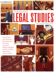 Investigating Legal Studies for Queensland, Paperback / softback Book
