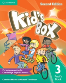 Kid's Box Level 3 Pupil's Book, Paperback / softback Book
