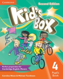 Kid's Box Level 4 Pupil's Book, Paperback / softback Book