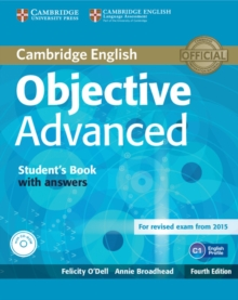 Objective : Objective Advanced Student's Book with Answers with CD-ROM, Mixed media product Book