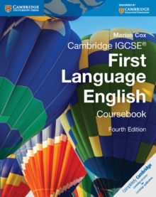Cambridge IGCSE First Language English Coursebook, Paperback Book