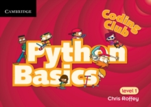 Coding Club Python Basics Level 1, Paperback Book