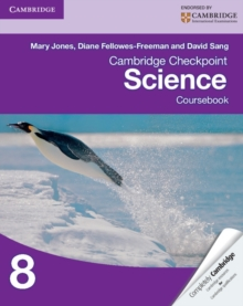 Cambridge Checkpoint Science Coursebook 8, Paperback / softback Book