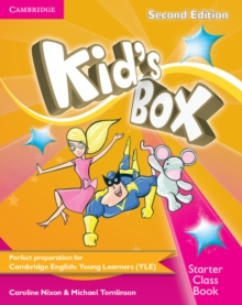 Kid's Box Starter Class Book with CD-ROM, Mixed media product Book