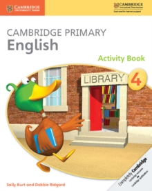 Cambridge Primary English Stage 4 Activity Book, Paperback Book