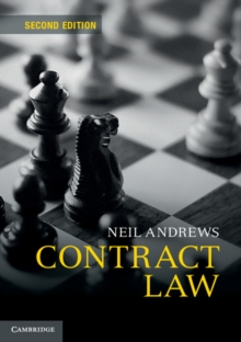 Contract Law, Paperback / softback Book