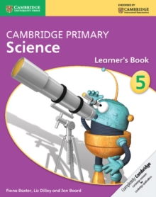 Cambridge Primary Science : Cambridge Primary Science Stage 5 Learner's Book, Paperback / softback Book