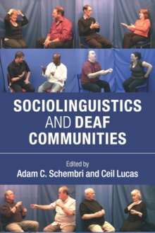 Sociolinguistics and Deaf Communities, Paperback / softback Book