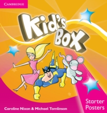 Kid's Box Starter Posters (8), Poster Book