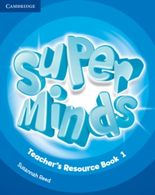 Super Minds Level 1 Teacher's Resource Book with Audio CD, Mixed media product Book
