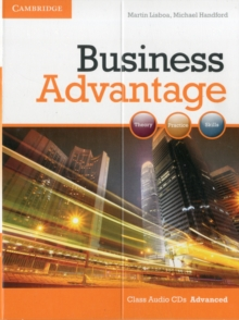 Business Advantage Advanced Audio CDs (2), CD-Audio Book