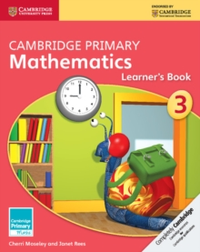 Cambridge Primary Maths : Cambridge Primary Mathematics Stage 3 Learner's Book, Paperback / softback Book