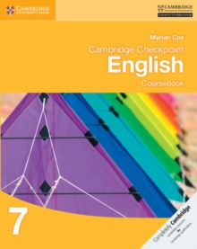 Cambridge Checkpoint English Coursebook 7, Paperback Book
