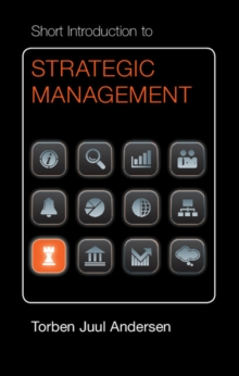 Short Introduction to Strategic Management, Paperback / softback Book