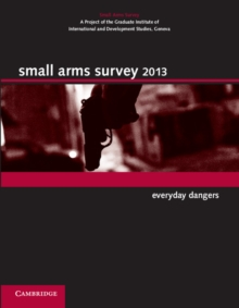 Small Arms Survey 2013 : Everyday Dangers, Paperback / softback Book