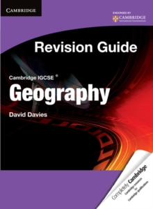 Cambridge International IGCSE : Cambridge IGCSE Geography Revision Guide Student's Book, Paperback / softback Book